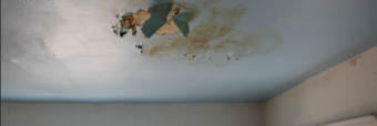 Safety Tips To Follow When Cleaning Up After A Water Damage Ceiling