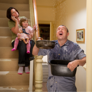 5 Signs You Have Water Damage From a Leaky Roof