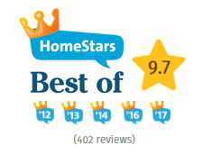 Best of HomeStars - Water Damage Restoration