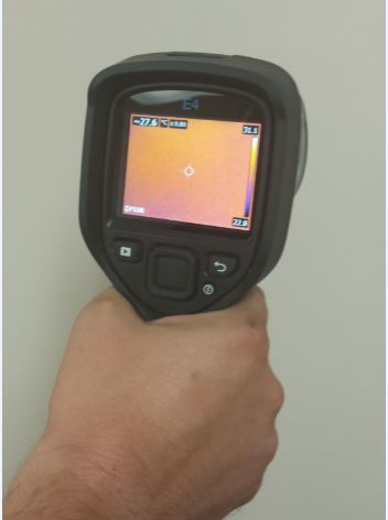 Thermal Imaging - Water Damage Toronto